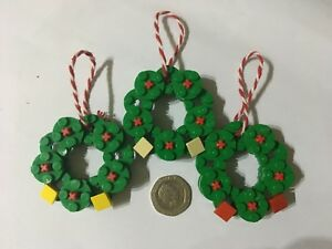 Lego Christmas Decorations - Sold as a Single Decoration