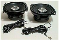 4 Speakers For Honda Goldwing Gl1100 - Front Only