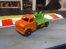 Tuf Toys Bedford Lorry 1:116 oranje / groen