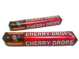 Basset-039-S-CHERRY-GUSTO-Da-Masticare-Candy-Bassetts-avvolti-dolci