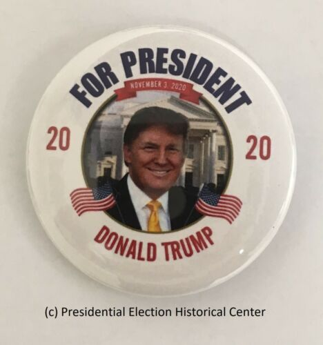 Donald Trump 2020 Campaign Button TRUMP-701B