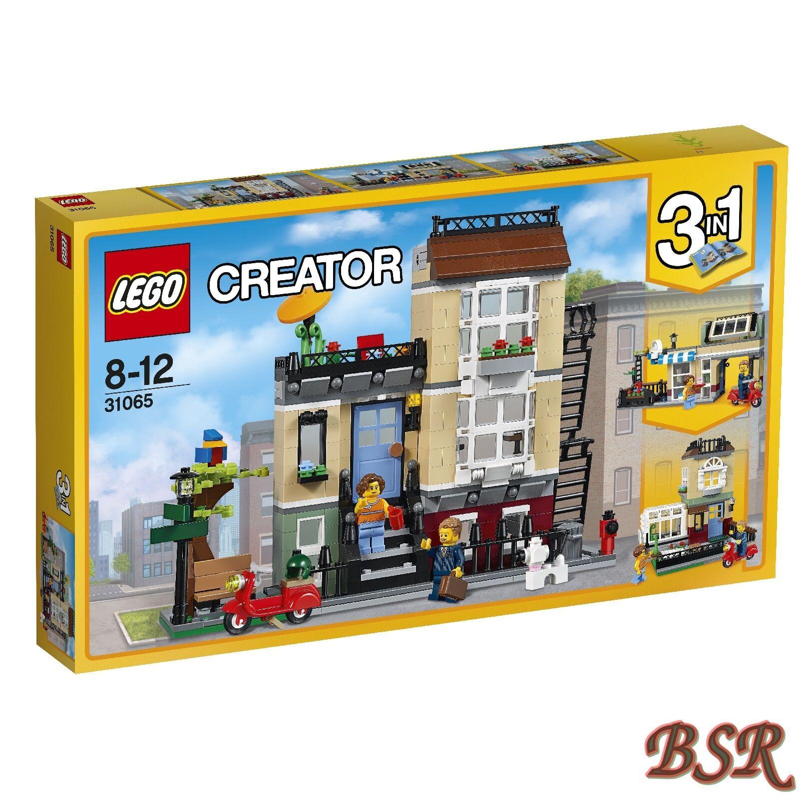 LEGO® Creator 3 3 3 in 1  31065 Stadthaus an der Parkstraße & 0.- Versand NEU & OVP 5851ef