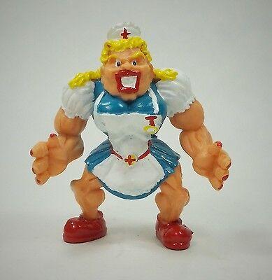 Monster 'Wrestlers' in my Pocket - W44 Deadly Night Nurse - Mini Figure - MEG