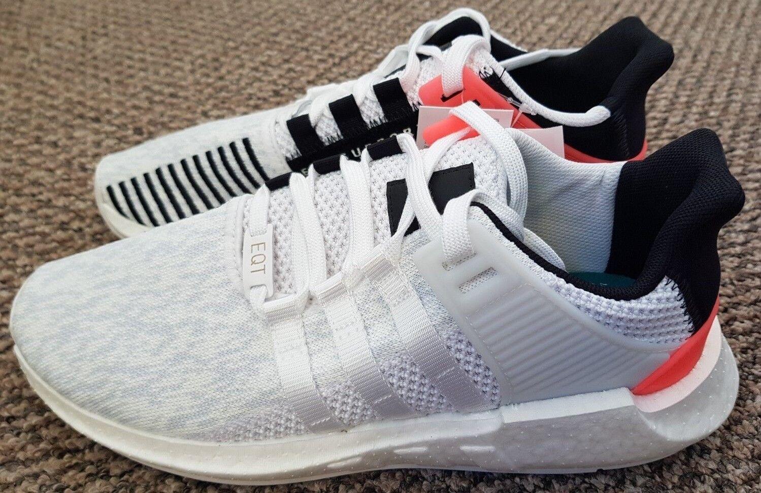 aquí tiene la última Adidas Originales EQT Soporte Boost 93 93 93 17 Nuevo Y en Caja Especial Ultra cómoda blancooo Reino Unido 9.5  tienda hace compras y ventas