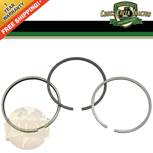 DJPN6149S NEW Ring Set 4.2 STD Fits Ford Tractor Diesel Only