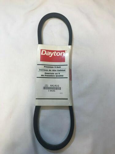 Dayton Premium V-Belt 3L220G 4L330H  6A141G 6A154G New Choice R32A