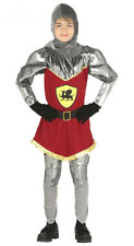 Chess King ,Boys Medieval Knight,Childs Fancy Dress Costume,Book Week #US Small