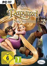 Rapunzel Neu verföhnt PC Computer Spiel Rapunzel Neu verföhnt mit Handbuch