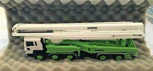 Conrad-3094-Schwing-KVM-52-Truckmounted-Concrete-Pump-1-50-MIB-Mint