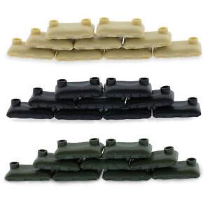 Custom-Military-Army-Sandbags-Kit-Compatible-for-Lego-Set-Minifigure-Accessories