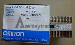 NEW Omron Digital Counter H7AN-4DM