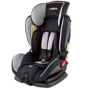 Cozy N Safe Olympus Group 1/2/3 Child Baby / Car Seat - Black/Grey
