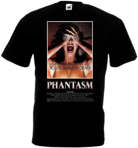 Fantasme v2 T-shirt noir Poster toutes tailles S... 5XL