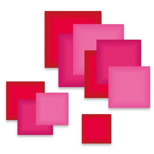 Square Stitch Hole Free UK P/&P CRAFTS TOO Presscut Cutting Dies PCD89