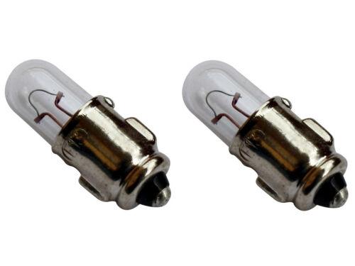 Ba7s Ampoule Halogène Blanc Chaud Ampoule 12 V compteur de vitesse éclairage cockpit éclairage