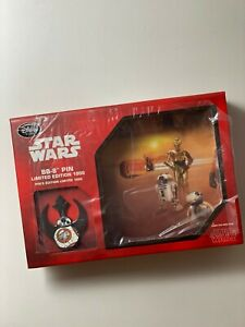 BB8 Disney Store Limited Edition BB-8 STAR WARS THE FORCE AWAKENS LE 1000 Pin