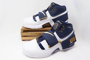 detailed look 5b573 1a2a3 La foto se está cargando Nike-LeBron-Zoom-Soldier-1-034-25-Straight-