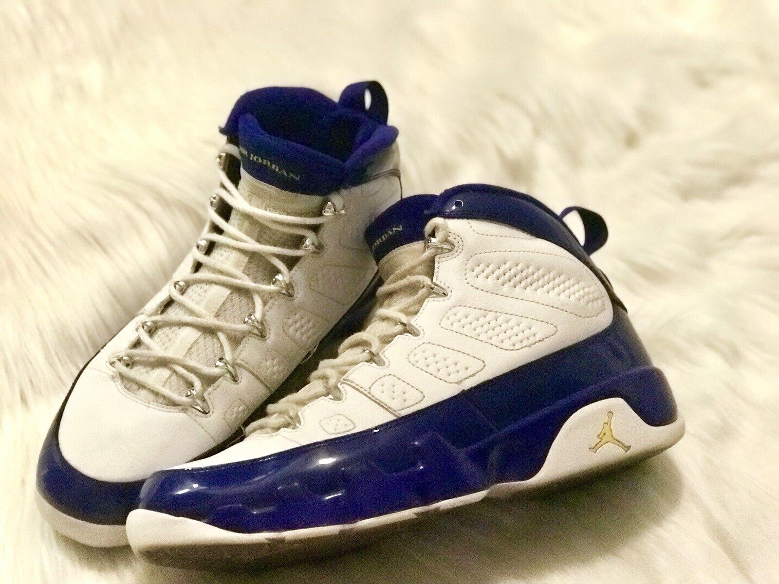Jordan Retro 9 Kobe Bryant PE Size US 12