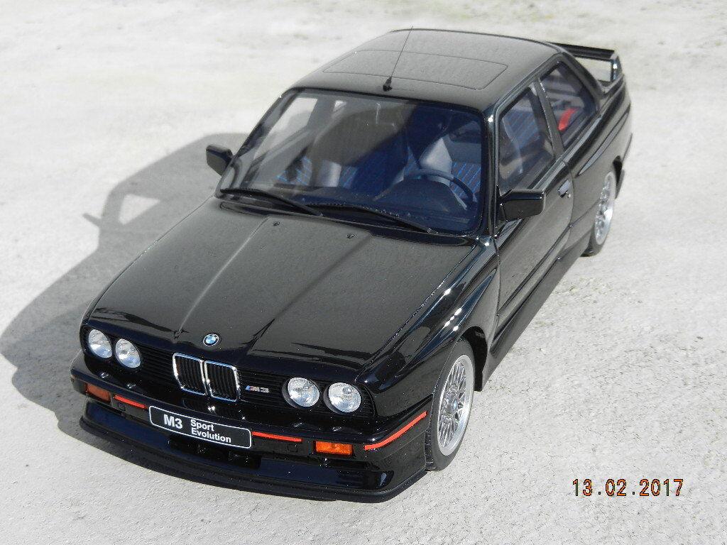 BMW M3 E30 Sport Evolution Ottomobile 1 12 E 30 E 36 m5