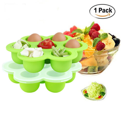 Baby Weaning Food Cubes Tray Pots Pack Freezer Storage Containers G