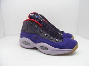 Ghost Of Christmas Future.Details About Reebok Men S Question Mid Ghost Of Christmas Future Basketball Shoe Purple 12m