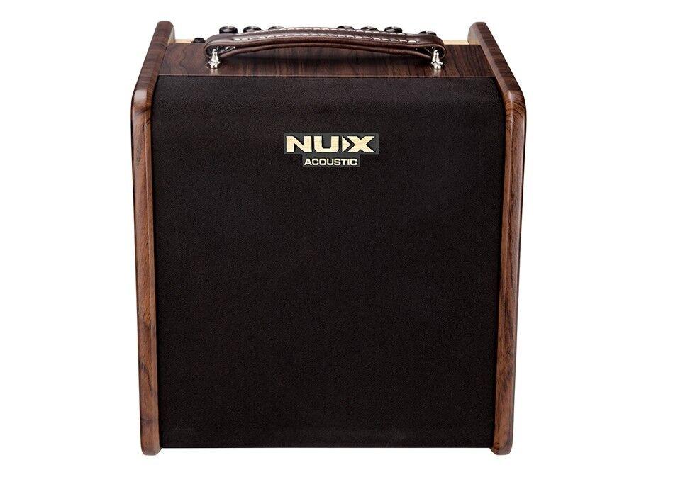 NUX STAGEMAN AC50 - Amplificatore per Acustica 50W