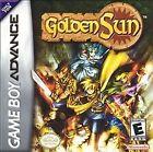 Golden Sun (Nintendo Game Boy Advance)