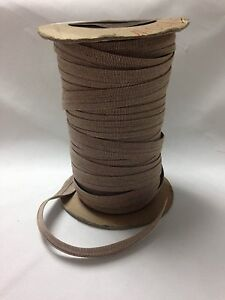 Sunbrella-Acrylic-Binding-3-4-034-Sewing-Edge-Trim-Mocha-10-Yards