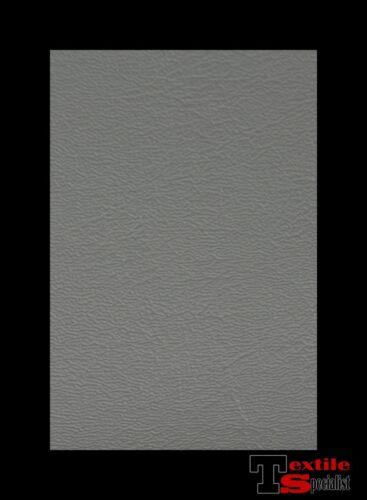 "Vinyl Fabric Faux Leather Battleship Gray 45 feet Car Upholstery Pleather 54/"" W"