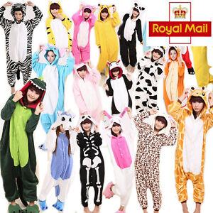 Mens-Ladies-Onesie-Adult-Animal-Onesies-Onsie-Kigurumi-Pyjamas-Pajamas-Sleepwear