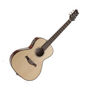 Guitar Electro Acoustic L model Solid Spruce top Under saddle Transducer 3853