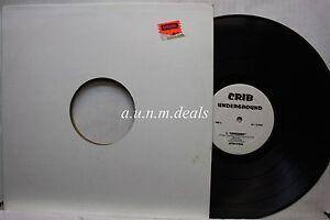 Crib-Underground-Loverboy-Enjoy-Yourself-Underground-Records-LP-12-034-VG