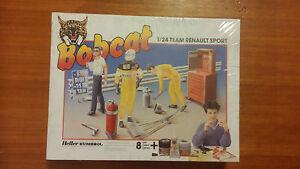 Maquette Bobcat Team Renault Sport Heller Humbrol 1-24 Tout Neuf Sous Blister 07Uj9b6i-08135532-339156013