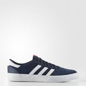 NEW-MEN-039-S-ADIDAS-ORIGINALS-LUCAS-PREMIERE-ADV-SHOES-BB8541-NAVY-WHITE