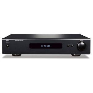 NAD-C-510-Stereo-Vorverstarker-D-A-Wandler-Digital-Preamp-DAC-XLR-USB-graphit