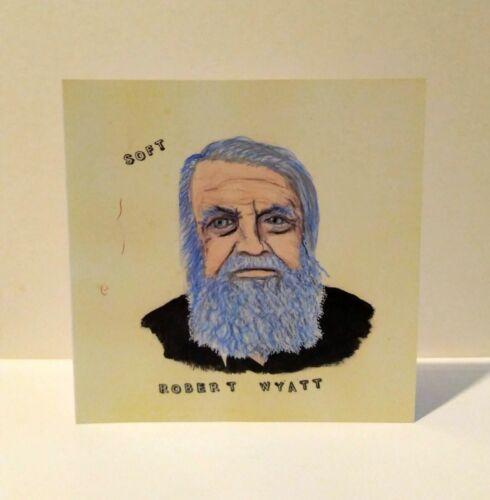 Greetings Card Robert Wyatt
