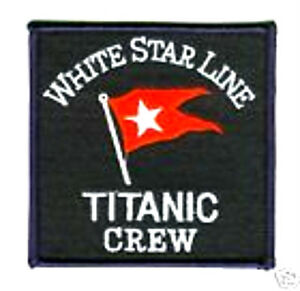 WHITE-STAR-LINE-RMS-TITANIC-CREW-MEMBER-IRON-ON-PATCH