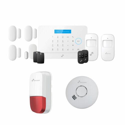 Anti-diebstahl Alarm Wifi Haus Satz Wählgerät Gsm Alexa Google Assistentin