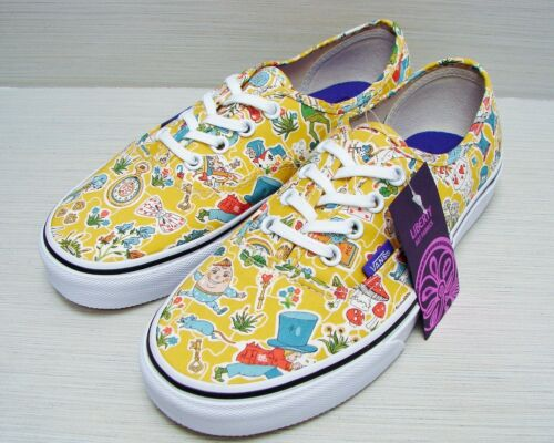 0b016e997c 8 of 11 VANS Authentic (Liberty Wonderland) True White VN-0ZUKFHI Women s  Size  7