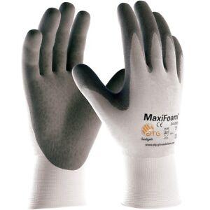 PIP MaxiFoam Nitrile Coated Knit Nylon Work Gloves