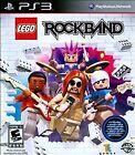 LEGO Rock Band (Sony PlayStation 3, 2009)