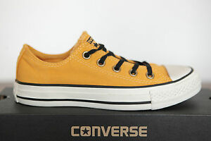 Details about New Converse Chucks all Star Low Trainers Used Look 142231c Gr.36 UK 3,5 Orange
