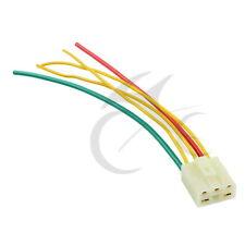 5 Way Regulator Rectifier Male Plug Connector For Honda CBR600 F2 F3 CBR600F4