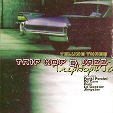 Trip Hop & Jazz, Vol. 3 by Various Artists (CD, Oct-1997, Instinct)