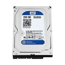 Western Digital WD Blue 250GB HDD Hard Drive SATA 6Gb/s WD2500AAKX