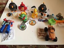 A LOT OF 9 Happy Meal Mac Donalds Toys for  children