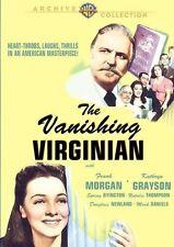The Vanishing Virginian DVD Frank Morgan Kathryn Grayso