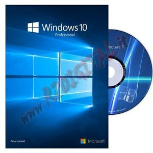 WINDOWS-10-PROFESSIONAL-DVD-ENG-PACK-ADESIVO-PRO-86-32-64-BIT-SOFTWARE-ORIGINALE