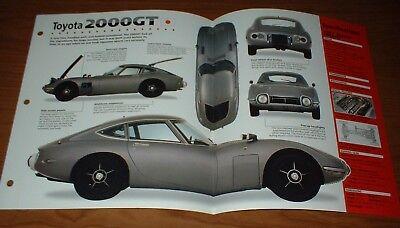★★1966 BMW 2000 CS SPEC SHEET BROCHURE POSTER PRINT PHOTO 66 65 67 68 69★★