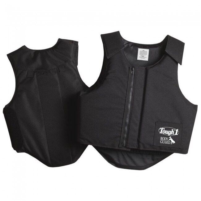 Tough-1 Adjustable Bodyguard Safety Predective Foam Padded Equestrian Vest